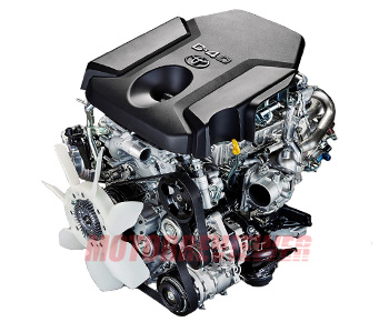 1GD-FTV 2.8D Engine