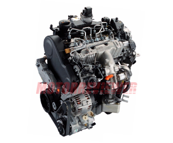 2.0 TDI CR EA189 Engine