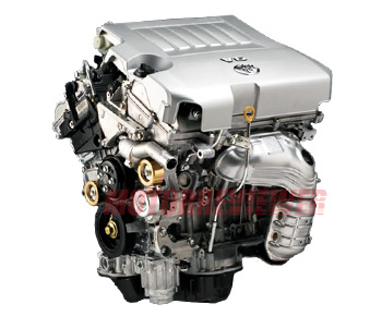 2GR-FE/FSE/FKS 3.5 V6 Engine