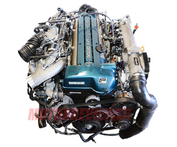 Toyota 2JZ GE/GTE/FSE Engine Specs, Info, Supra turbo engine
