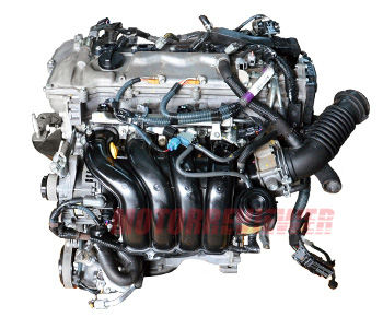 2ZR-FE/FAE/FXE 1.8L Engine