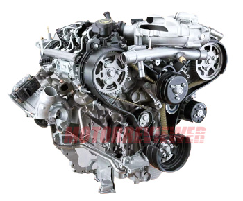 3.0L Power Stroke Engine