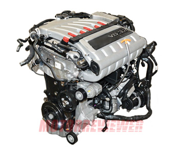 R32 3.2 VR6 EA390 Engine