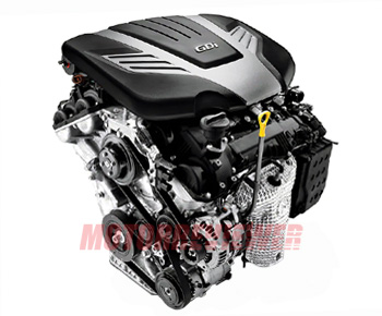 Hyundai KIA 3 3L Engine (Lambda MPI/GDI/T-GDI) specs, problems