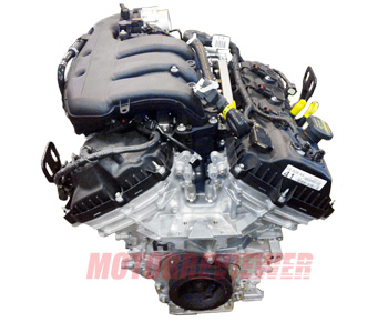 3.5L Duratec/Ti-VCT Engine