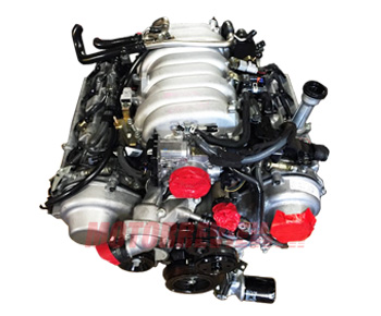 3UZ-FE 4.3L Engine