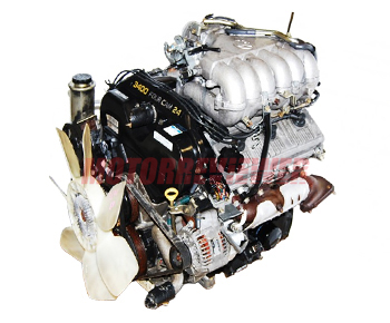 5VZ-FE 3.4L Engine