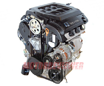 Honda 3 5L J35A/J35Z/J35Y Engine specs, problems