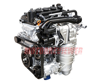 1.5T L15B7/Si Turbo Engine