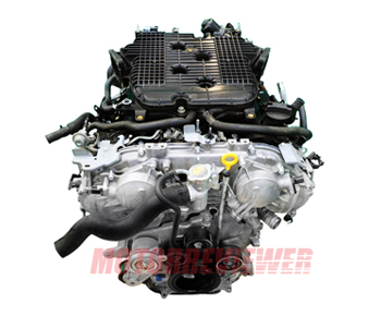 Nissan VQ37VHR 3 7L Engine specs, problems, reliability, oil, 370Z, G37