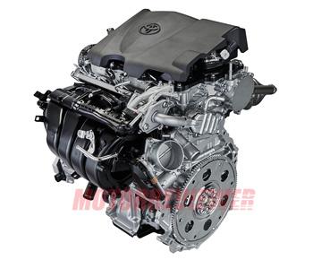 Toyota A25A-FKS 2 5 D-4S Engine specs, problems, reliability, oil